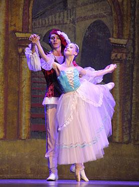 俄罗斯少儿芭蕾舞 经典芭蕾舞剧《美人鱼》