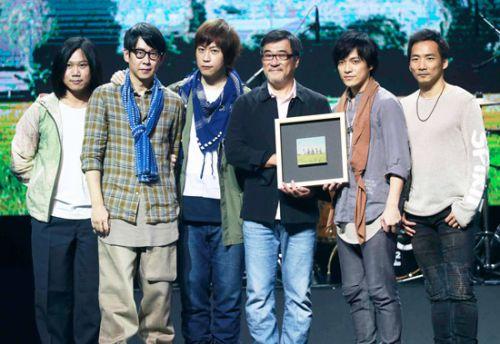 【160722】五月天发新专辑《自传》李宗盛赞其谦卑不说大话