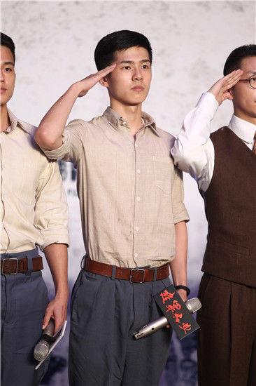 【160802】刘昊然亮相