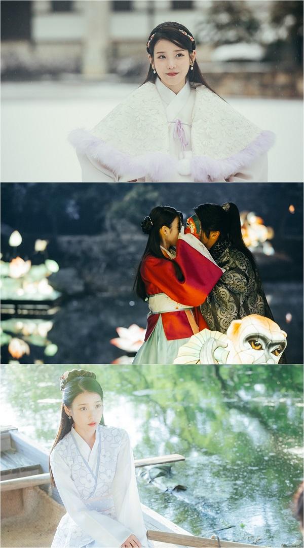 【160809】《步步惊心》IU角色海报公开 完成穿越的浪漫