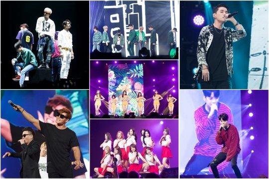 "【160809】""KCON 2016 LA""Mnet今晚播出"