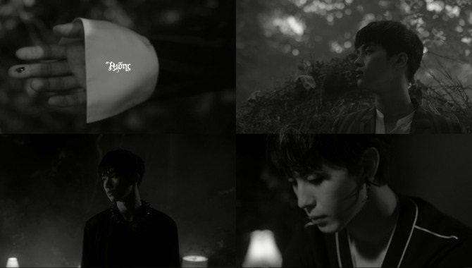 【160807】VIXX全新单曲专辑《Hades》的概念预告影像公开