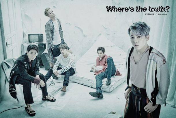 【160807】FTISLAND第6张专辑韩国活动结束
