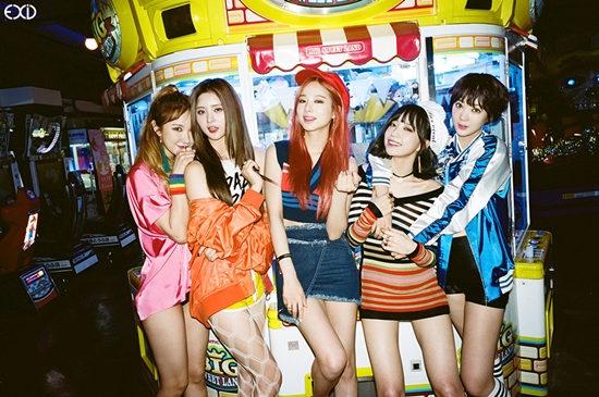 【160810】EXID粉丝俱乐部9月创建 成员们积极筹划创团仪式