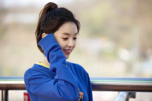 【160726】《游戏公司的女职员们》Red Velvet Irene首次挑战演技 得到韩国网友称赞