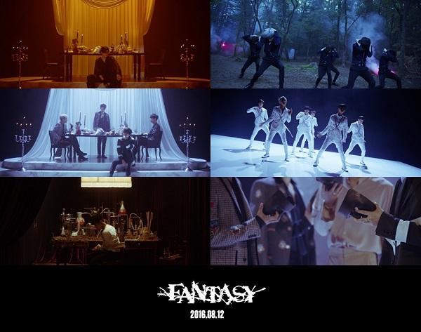 【160811】VIXX新歌MV预告发布 专辑明日发售