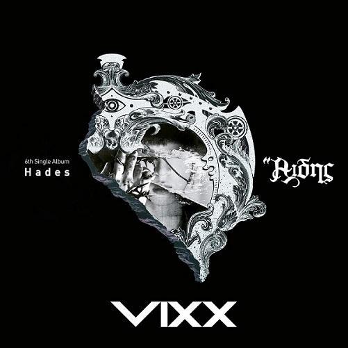 【160812】VIXX携新歌《Fantasy》回归 夺4个音源榜首