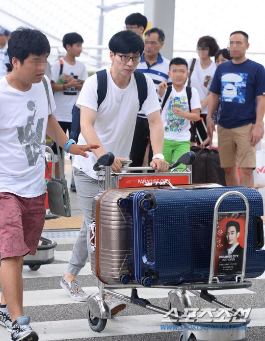 【160812】韩国光复节将至 刘在锡为慰安妇捐款5000万