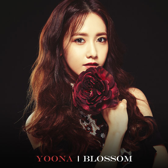 【160812】允儿首个中文Digital Single《Blossom》横扫榜单