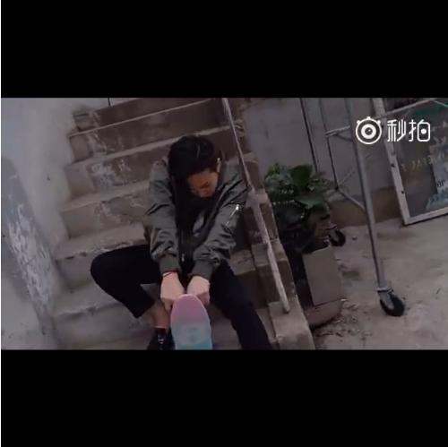 【160812】8seconds公开GD拍摄的宣传视频