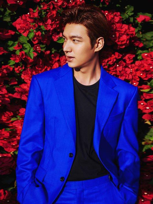 【160815】李敏镐在新剧《蓝色大海的传说》中将一人分饰两角