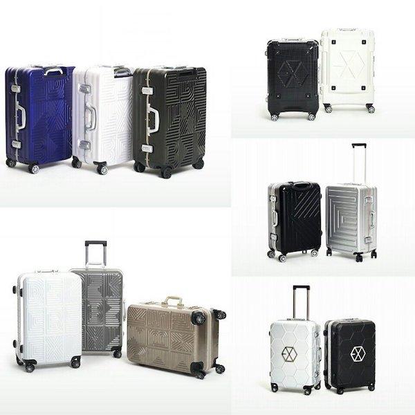 【160816】EXO×Agatha Paris推出「EXO 行李箱」8月16日正式开卖