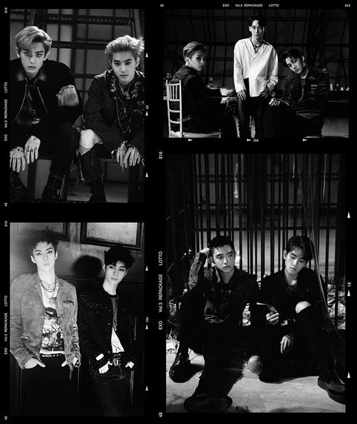 【160819】EXO19日出演《音乐银行》 首次公开新曲舞台