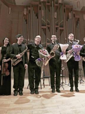 浪漫奇妙之音——全球之声萨克斯四重奏音乐会