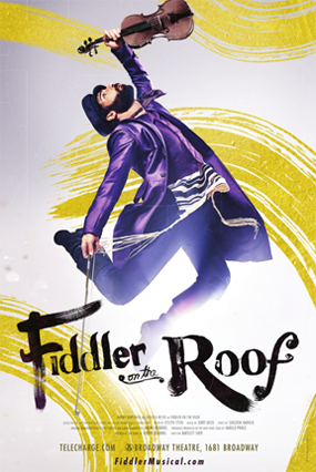 屋顶上的小提琴手 Fiddler on the roof