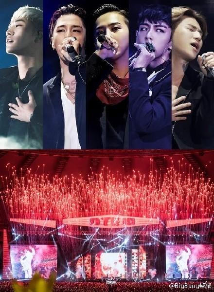 【160822】十周年演唱会再创纪录 销售额达百亿