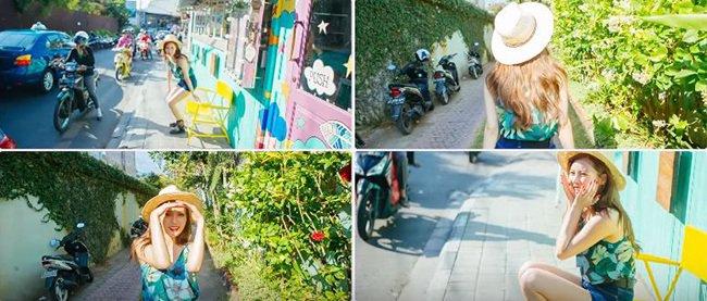 【160823】金泫雅与Qim Isle合作歌曲《Morning Glory》MV公开