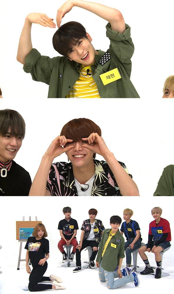 【160823】NCT 127公开综艺首秀 明晚做客《一周偶像》