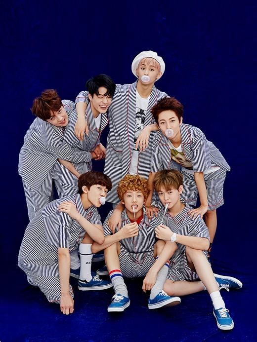 【160824】NCT DREAM新曲MV今晚公开 活泼10代少年倍受关注