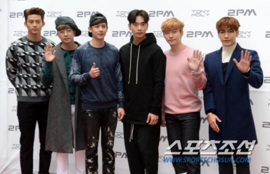 【160829】2PM将于9月发辑 展亲切男友风貌