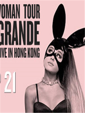 Ariana Grande Dangerous Woman Tour - Live in Hong Kong