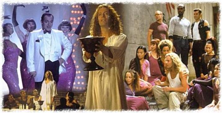 约一场家门口的高逼格世界顶尖的音乐剧  17年《魔法坏女巫》中国开演