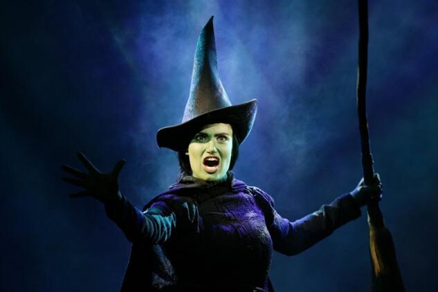 5分钟带你看完世界十大音乐剧 《魔法坏女巫》(Wicked)谍照流出即将来华