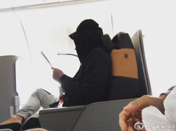 [160902]努力型演员池昌旭!飞行途中也不忘研究剧本