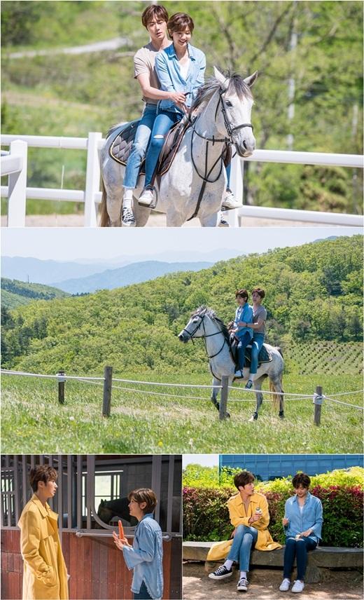 [160902]《辛四骑》最新预告照公开 丁一宇朴素丹骑马约会
