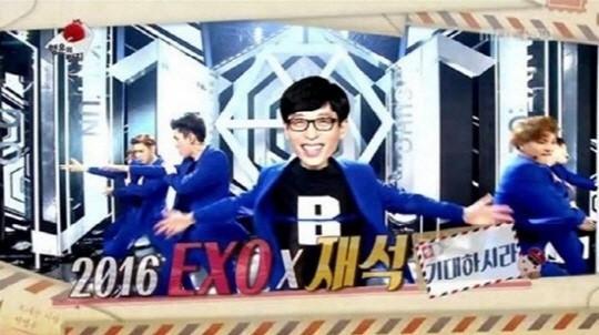 [160902]《无挑》刘在锡准备新歌 将登EXO曼谷巡演献唱