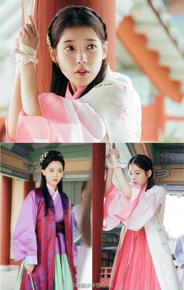 [160905]李知恩被姜汉娜鞭打 一触即发的危机