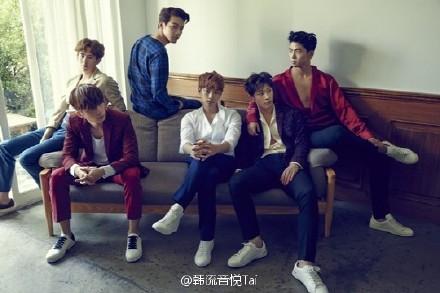 [160906]2PM出演《SNL Korea8》公开新曲Live舞台