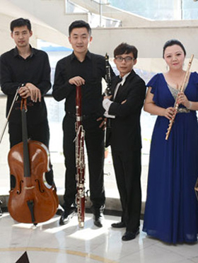 《雷卡托室内乐团—施特劳斯音乐会》