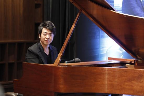 郎朗新专辑私享会在京举行 邀10位音乐巨星助阵