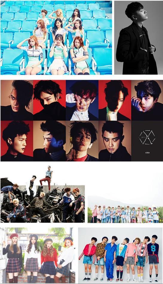 "[160907]""Asia Song Festival""10月开唱 EXO等华丽阵容出演"