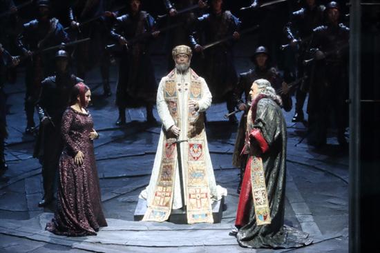 多明戈重磅加盟国家大剧院制作《麦克白》迎来首演