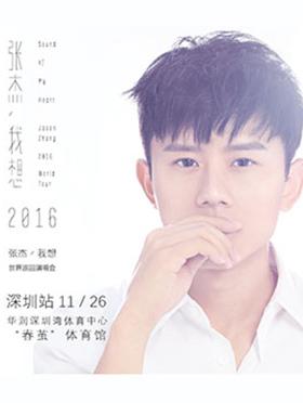 """张杰2016""""我想""""世界巡回演唱会—深圳站"""