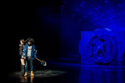 《乌龙山伯爵》开启全国巡演 沈腾敬业回归舞台