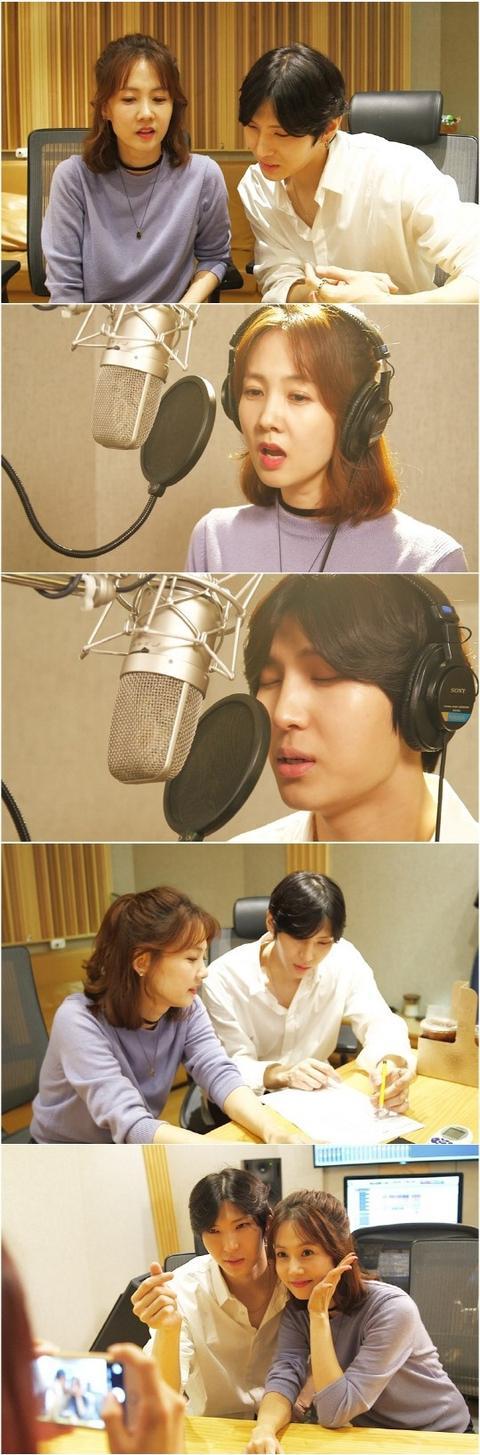[160912]LEO&朴素贤合唱《只有他》完整音源20日公开