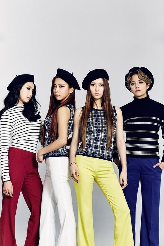 f(x)在日本推出新单曲碟 计划11月发售