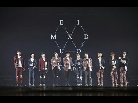 [160917]刘在石与EXO合作曲音源及MV公开 成功空降席卷各大音源榜