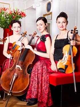 陆家嘴信托荣誉呈现 2016东方市民音乐会晚场版 拨弦波尔卡 德国玫瑰弦乐四重奏音乐会