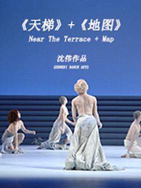 第十八届中国上海国际艺术节参演剧目 纽约沈伟舞蹈艺术《地图》+《天梯》