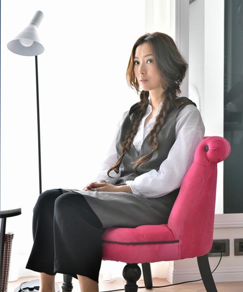 郑秀文《我就是爱你不害怕》MV为爱勇敢