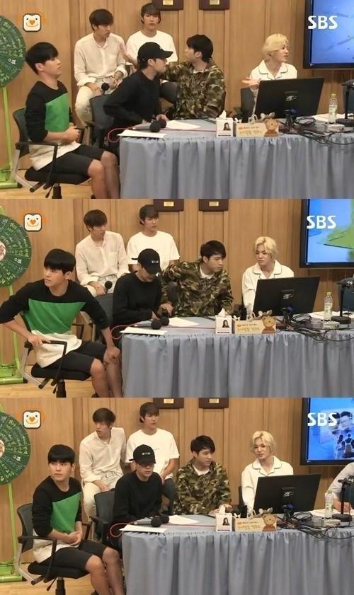 [160920]INFINITE做客广播节目 曝Hoya最近很孤单