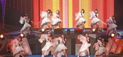 早安少女组推出新碟 日本全国巡演进行中