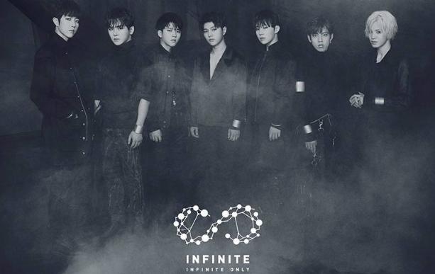 INFINITE新专获美国Billboard全球专辑榜TOP3