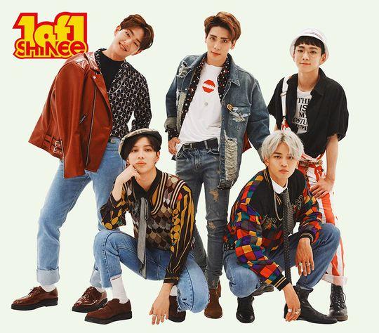 SHINee新专辑预告照再公开 变身90年代感性少年掀复古热潮