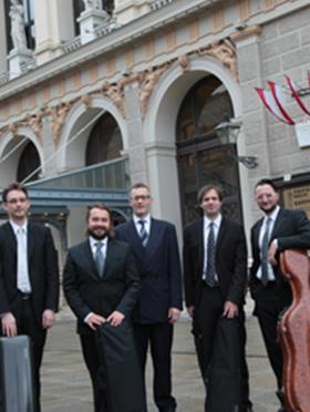 维也纳爱乐K+K室内乐团音乐会