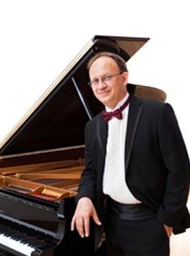浪漫钢琴之夜—英国著名钢琴家格兰姆·斯科特独奏音乐会